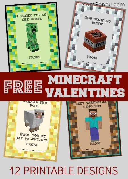 Unusual image within free printable valentines for kids